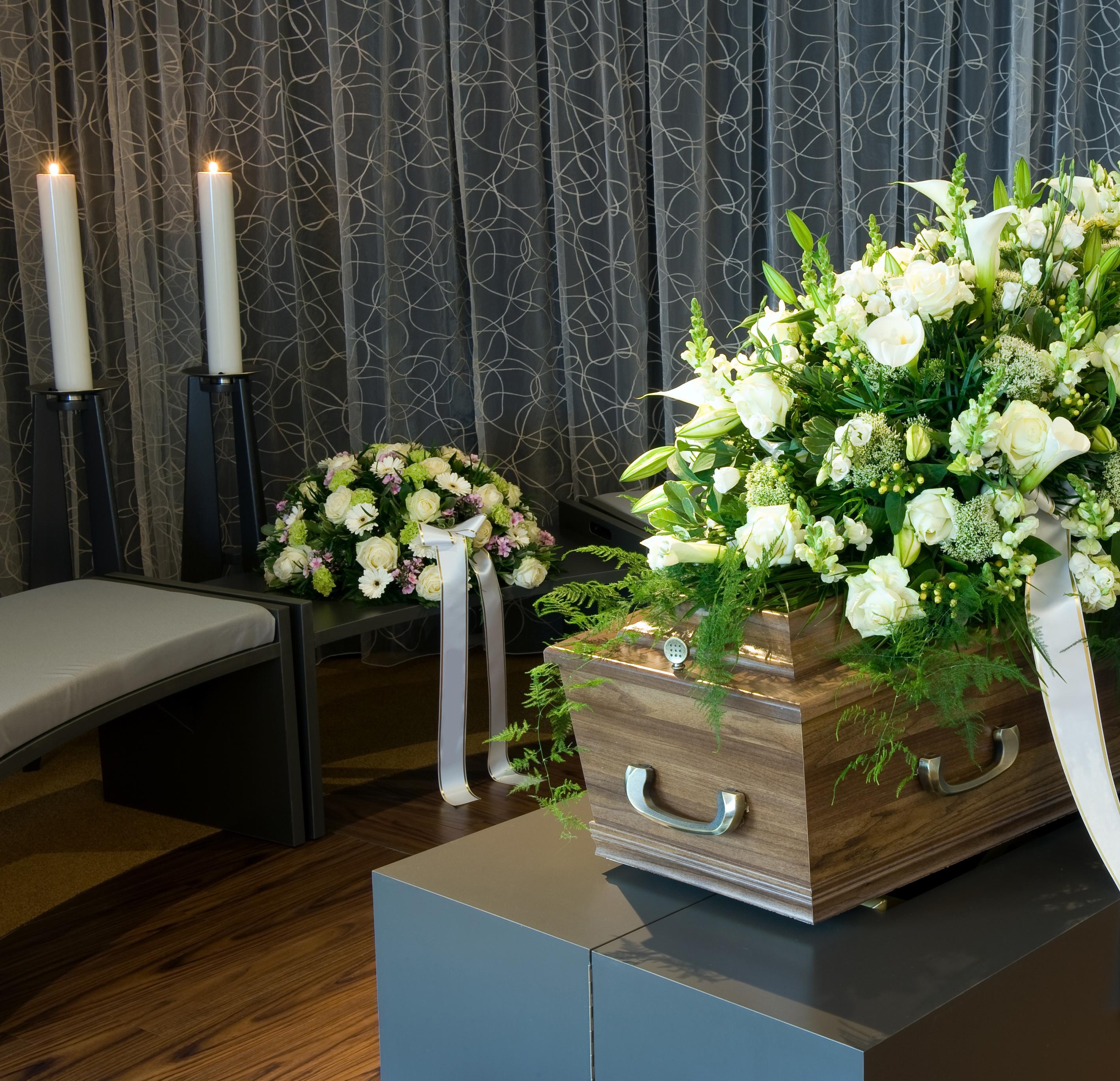 La chambre funéraire