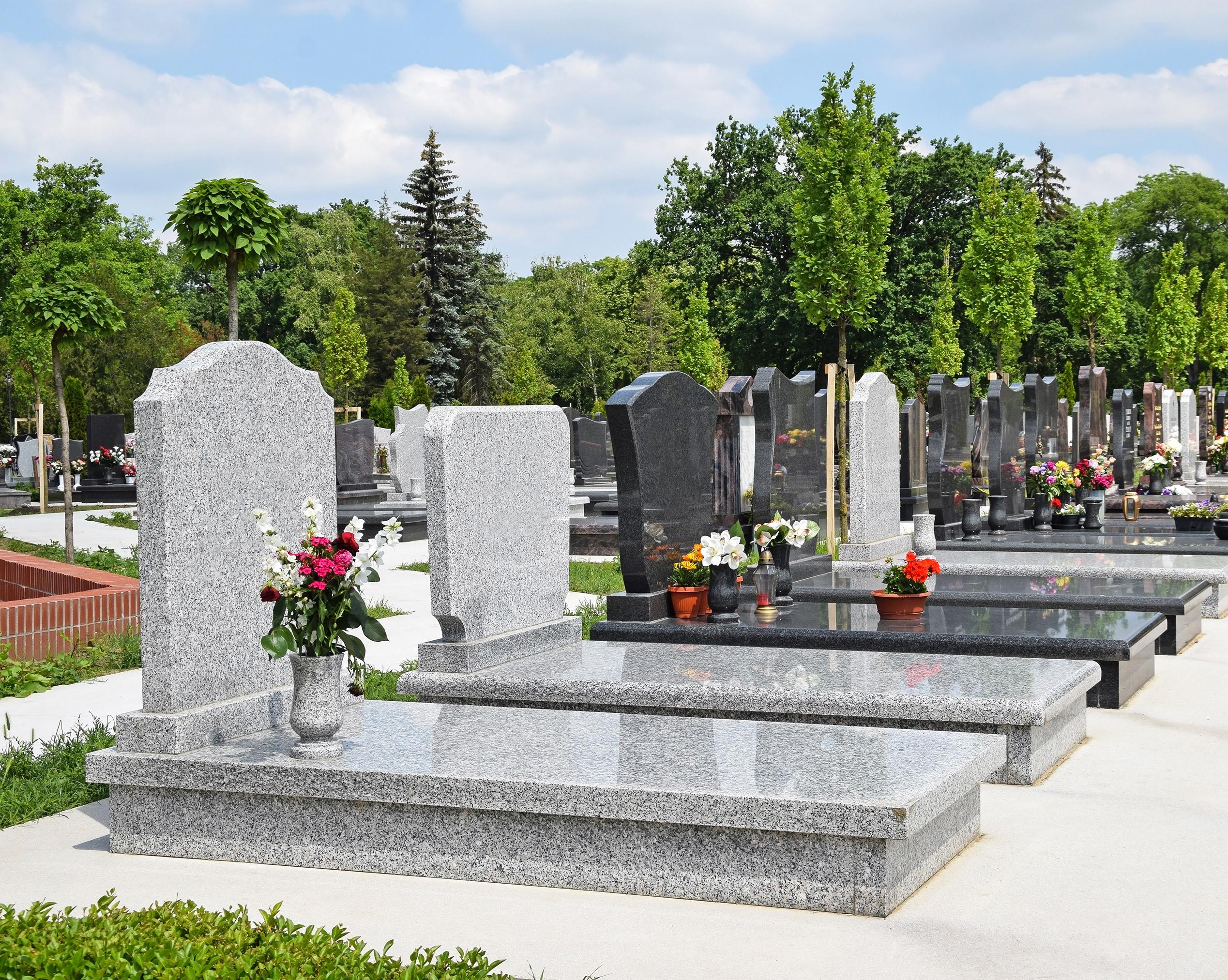 Arts funéraires Réalisation de monuments funéraires
