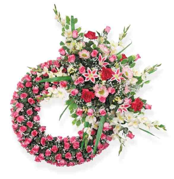 les fleurs pour l 39 enterrement et la d coration mortuaire. Black Bedroom Furniture Sets. Home Design Ideas