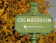 Le crématorium