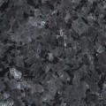 granit norvégien labrador bleu azur, finition poli pour monument cinéraire