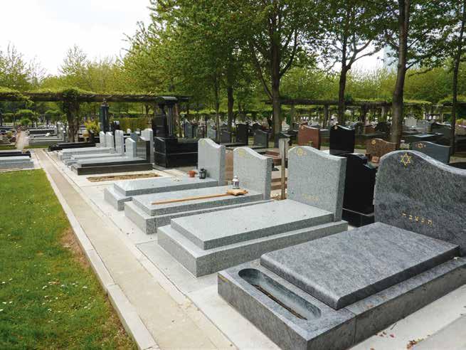 urne funeraire dans caveau familial